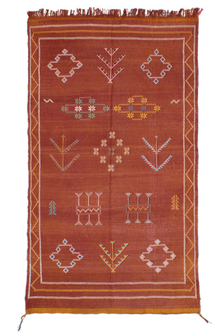 Large Moroccan Rug