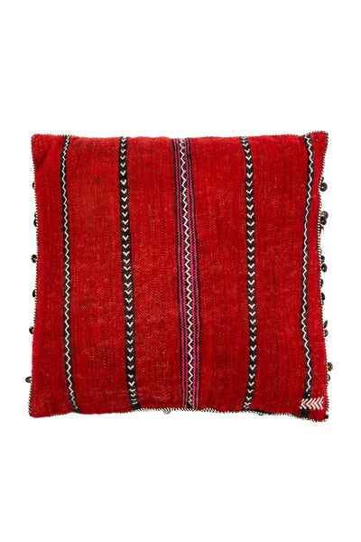 Handwoven Moroccan Pillow