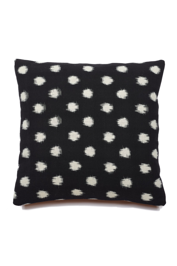 Ikat Linen Pillow
