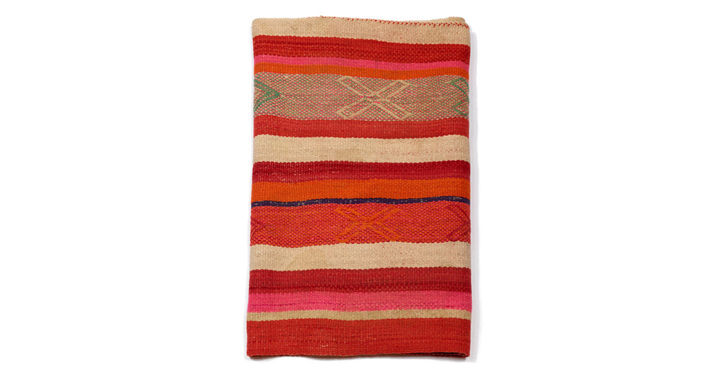Patterned Peruvian Textile
