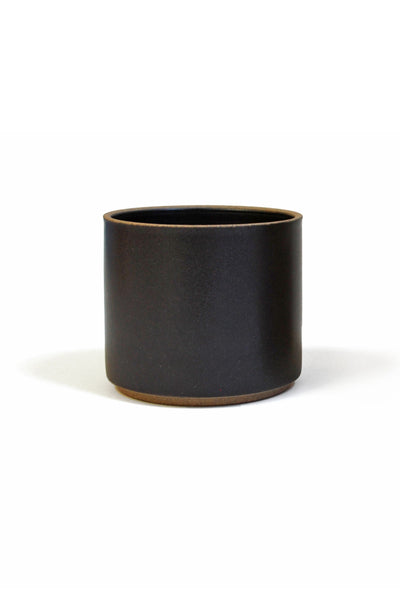Black Porcelain Cup