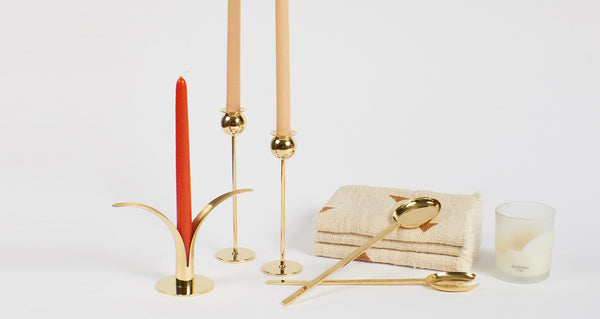 Lily Candlestick