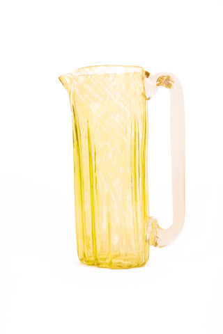 Large Jarra Pitcher in Saffron