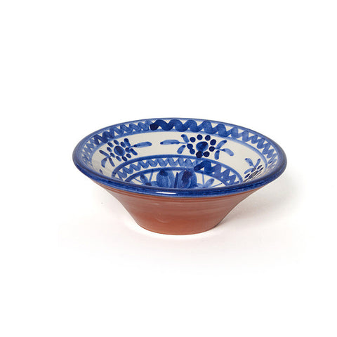 Hand-painted Ceramic Olive Bowl