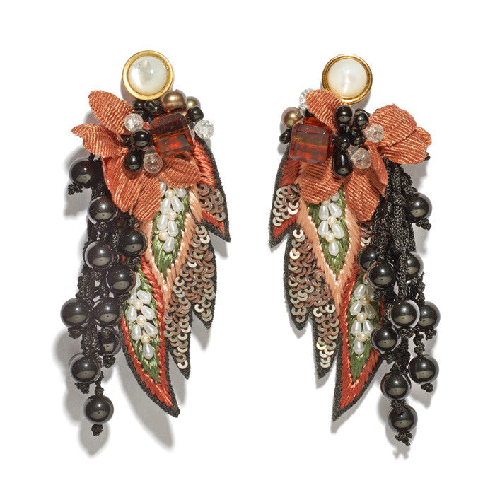 Royal Kenyan Earrings