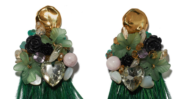 Palazzo Earrings