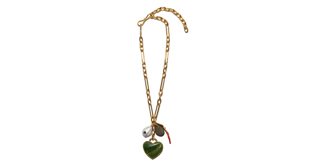 Venice Heart Necklace