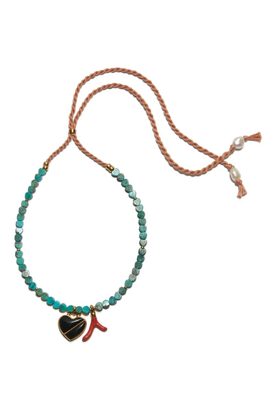Malta Heart Necklace
