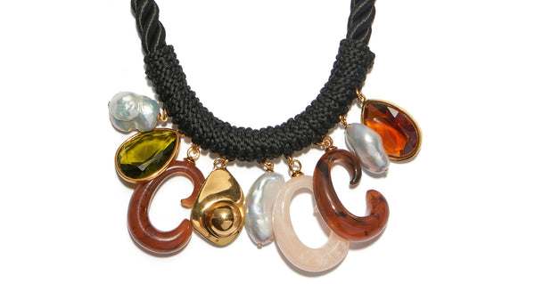 Piazza Necklace