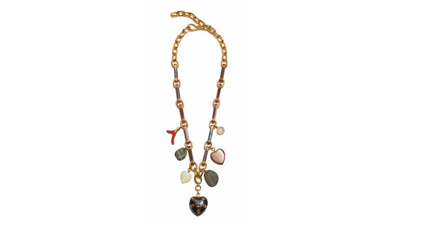 Amore Charm Necklace