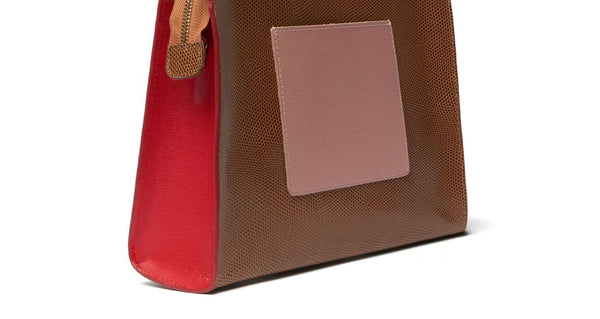 Leisure Bag In Colorblock
