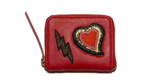 Coin Purse in Amore