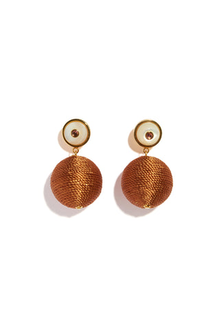 Amber Nana Earrings