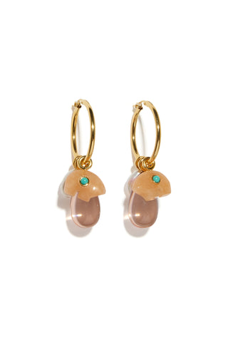 Ugo Hoop Earrings