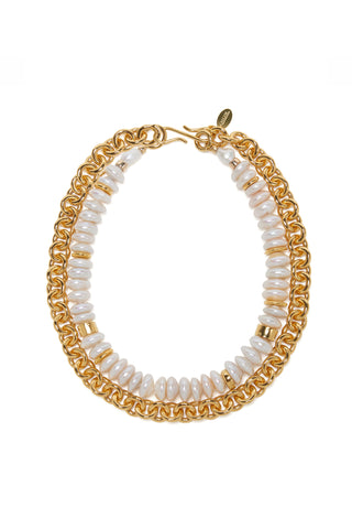 Niki Pearl Necklace