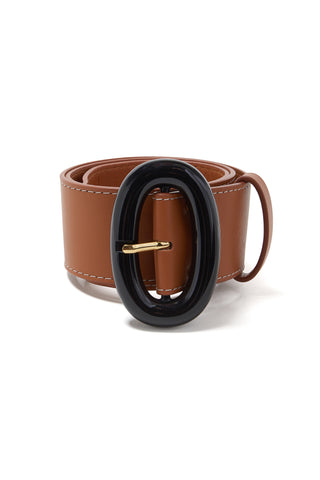 Icon Belt In Tan