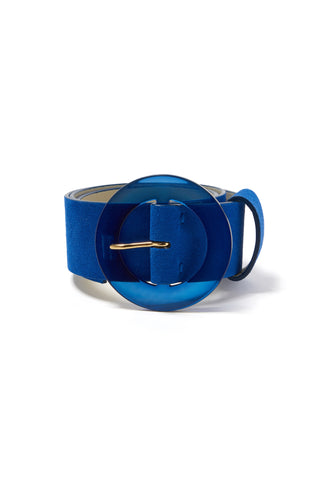 Louise Belt In Electric Blue