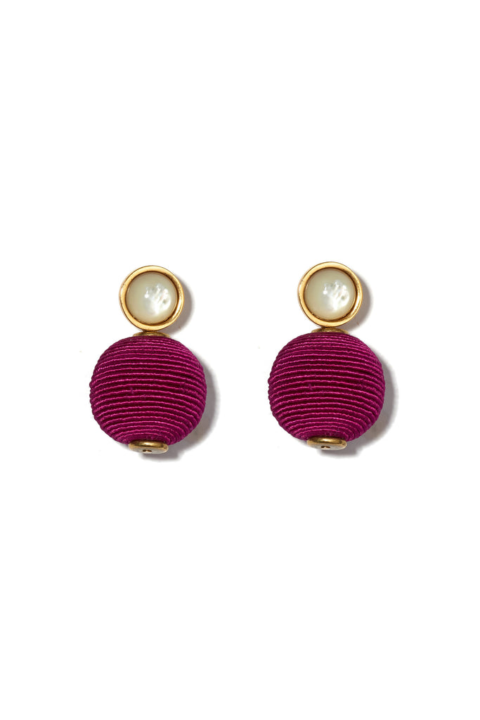 Pink Mara Earrings