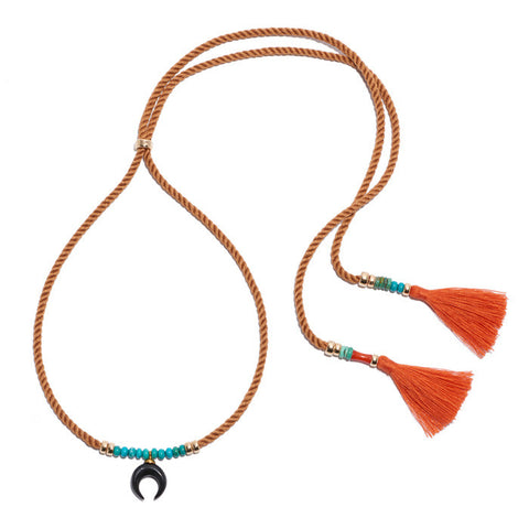 Sand Twist Necklace
