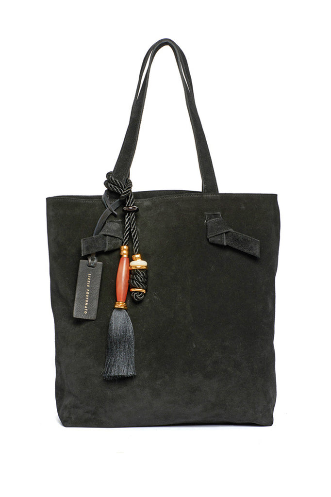 Essential Tote In Jet