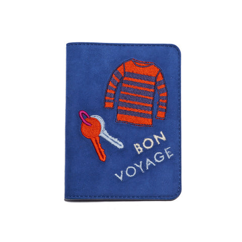 Passport Case In Bon Voyage