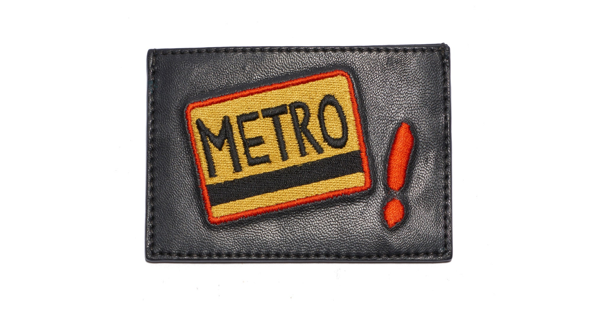 Card Case In Metro