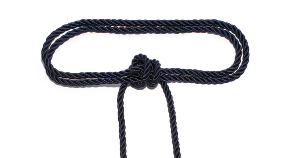 Nautical Rope Tassel Belt
