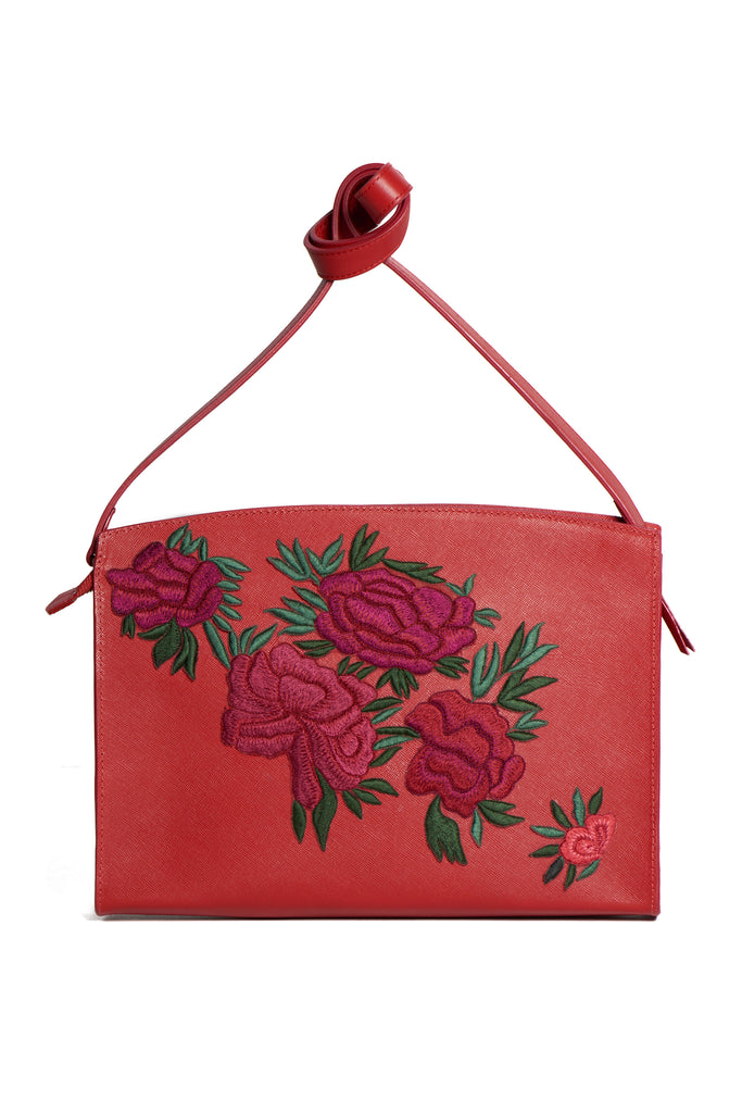 Leisure Bag In Fire Floral