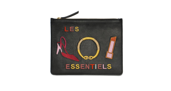 "Zip Pouch In ""Essentials"""