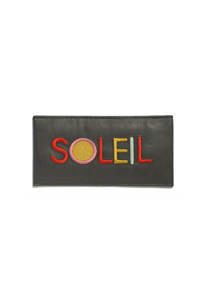 "Glasses Case In ""Soleil"""