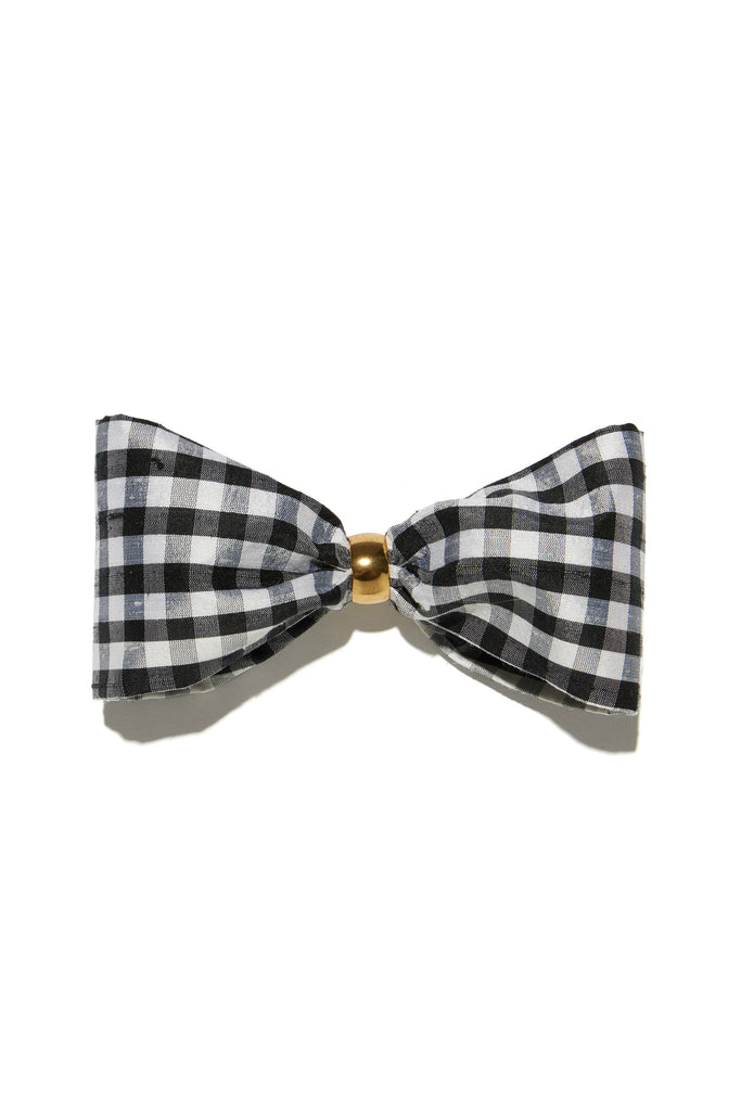 Bow In Gingham