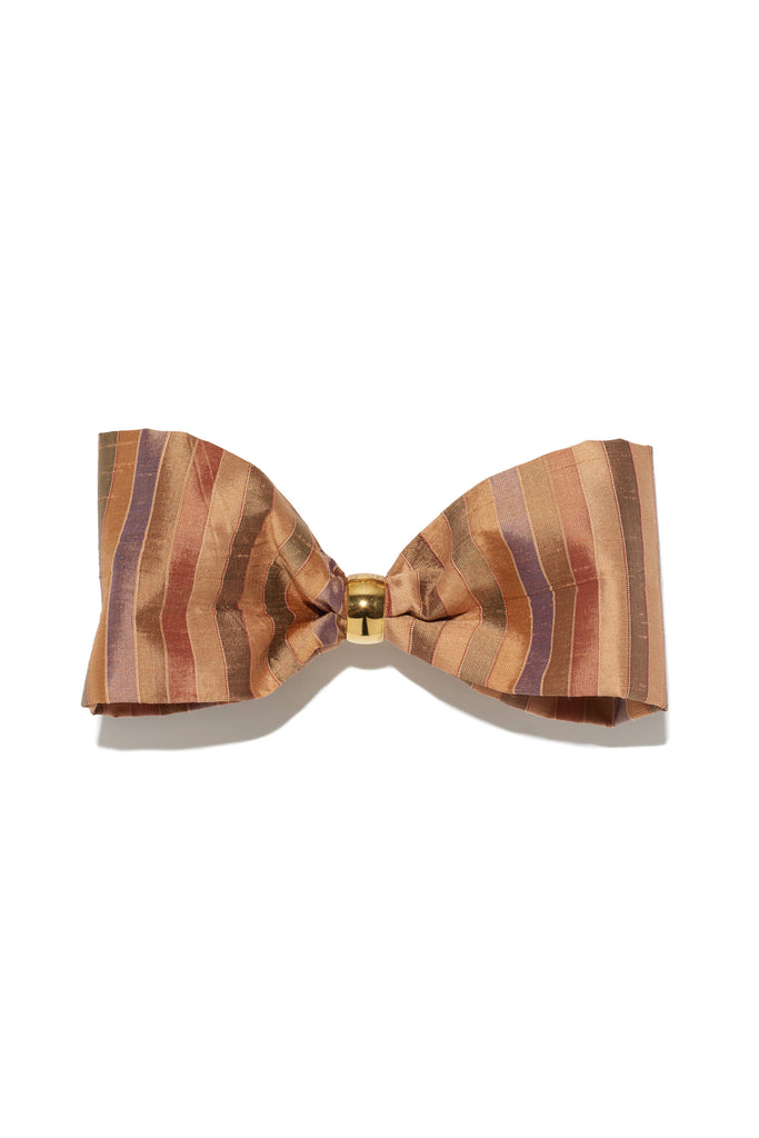 Bow In Caravan Stripe