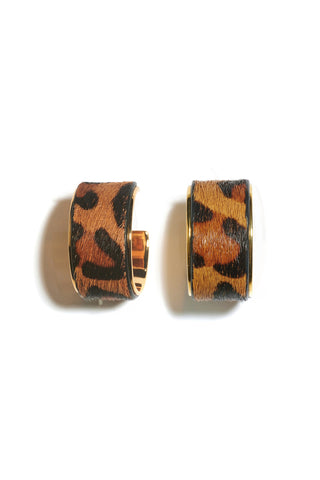 Bengal Hoops In Leopard