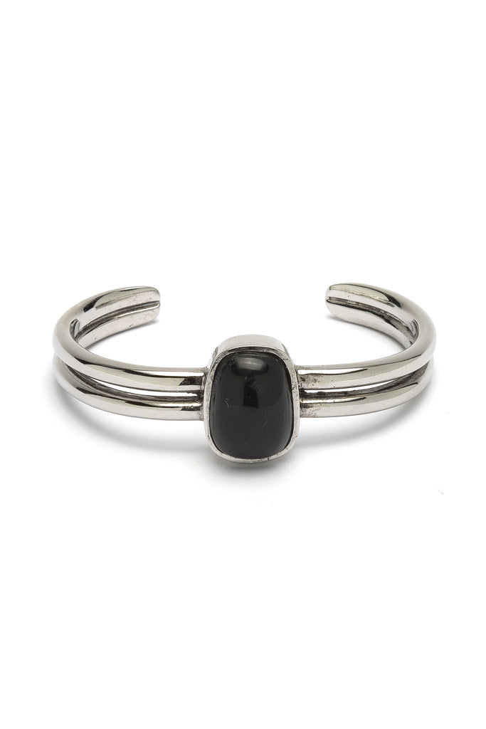 Canyon Cuff In Black