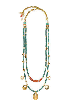 Tahitian Cowgirl Necklace