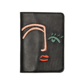 Passport Case in Lady