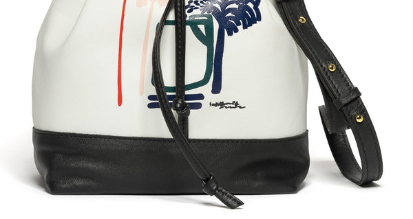 Bucket Bag In Inkpool