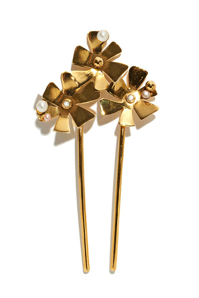 Bouquet Hair Stick