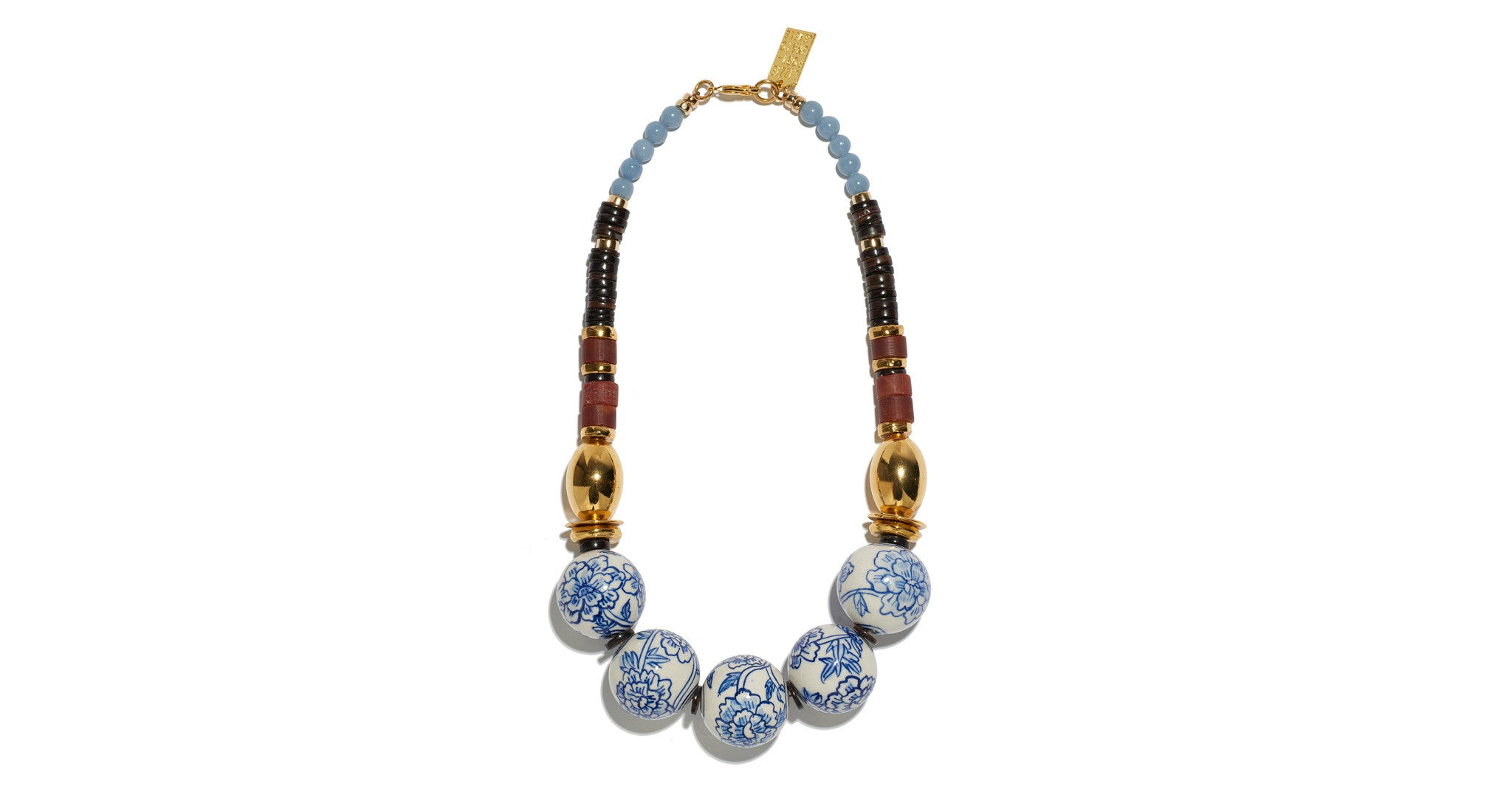 The New Blue III Necklace