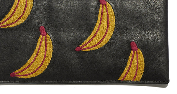 Glasses Case In Bananas