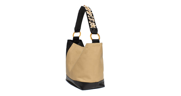 All Day Bag With Daisy Strap