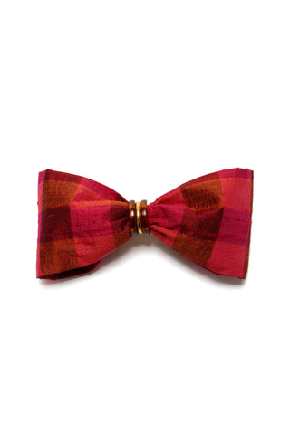 Good Hair Day Bow In Magenta