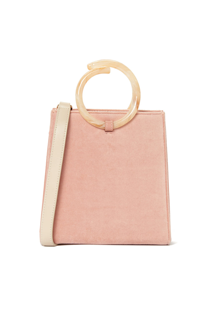 Pronto Purse In Pink Sands