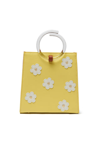 Pronto Purse In Daisy Field