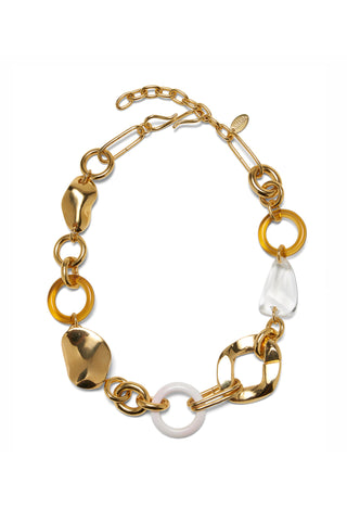 Abstract Link Collar