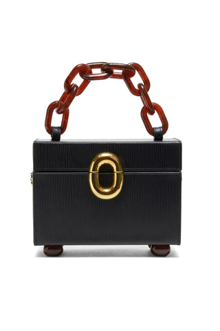 Cinema Box Bag In Onyx