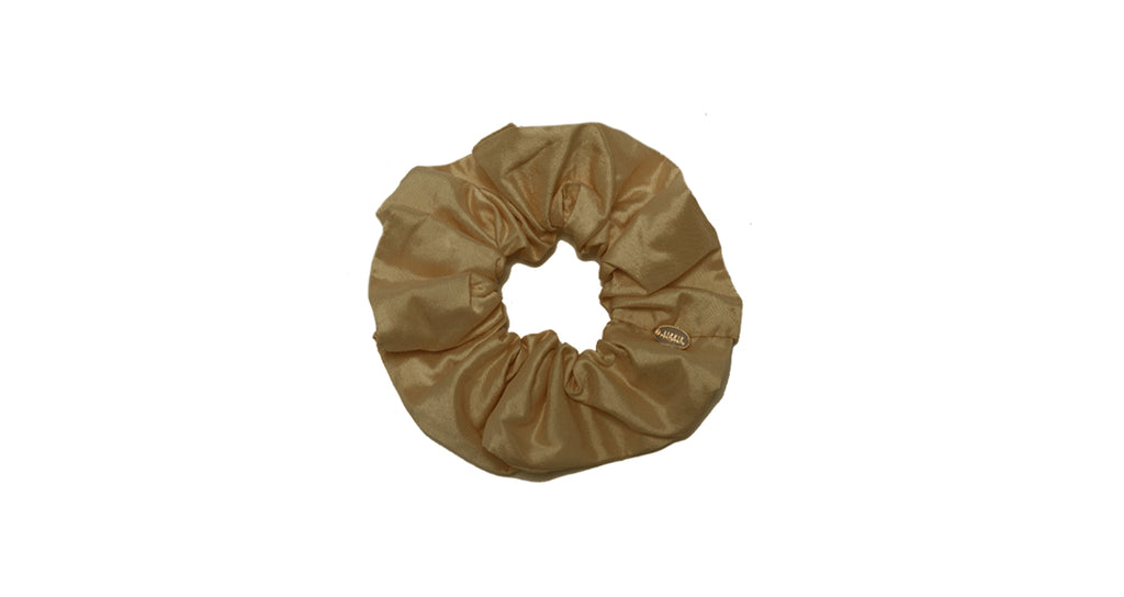 Copy of Silk Scrunchie In Sand