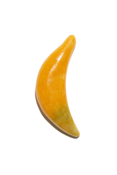 Alabaster Marble Banana in Mango