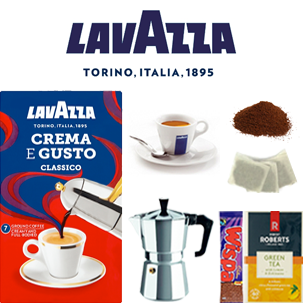 Work @ Home & Student Package: Crema é Gusto Espresso