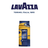 Lavazza Gold Selection Filter 100% Arabica ground, pre-measured packs of 30 x 64gr.